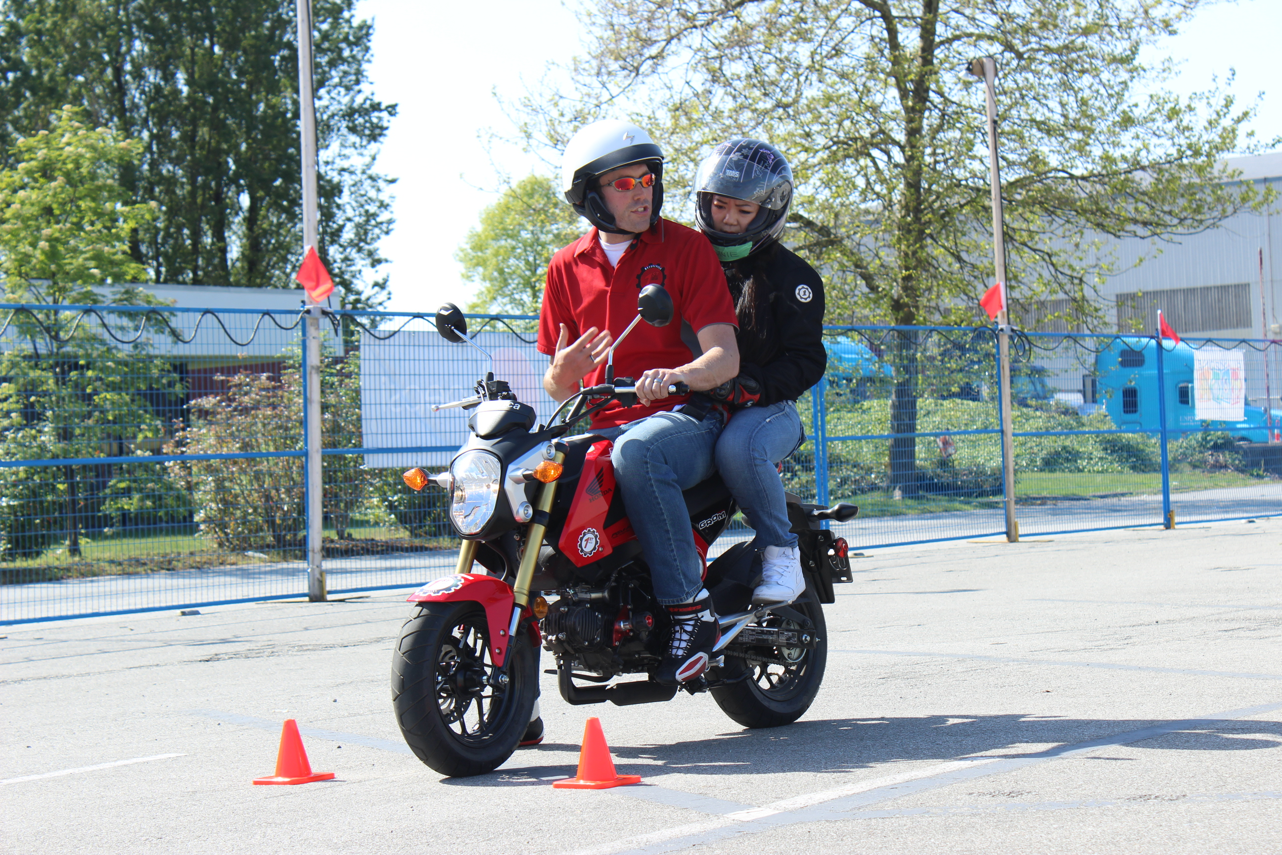 Your Instructors 1st Gear Motorcycle School Training