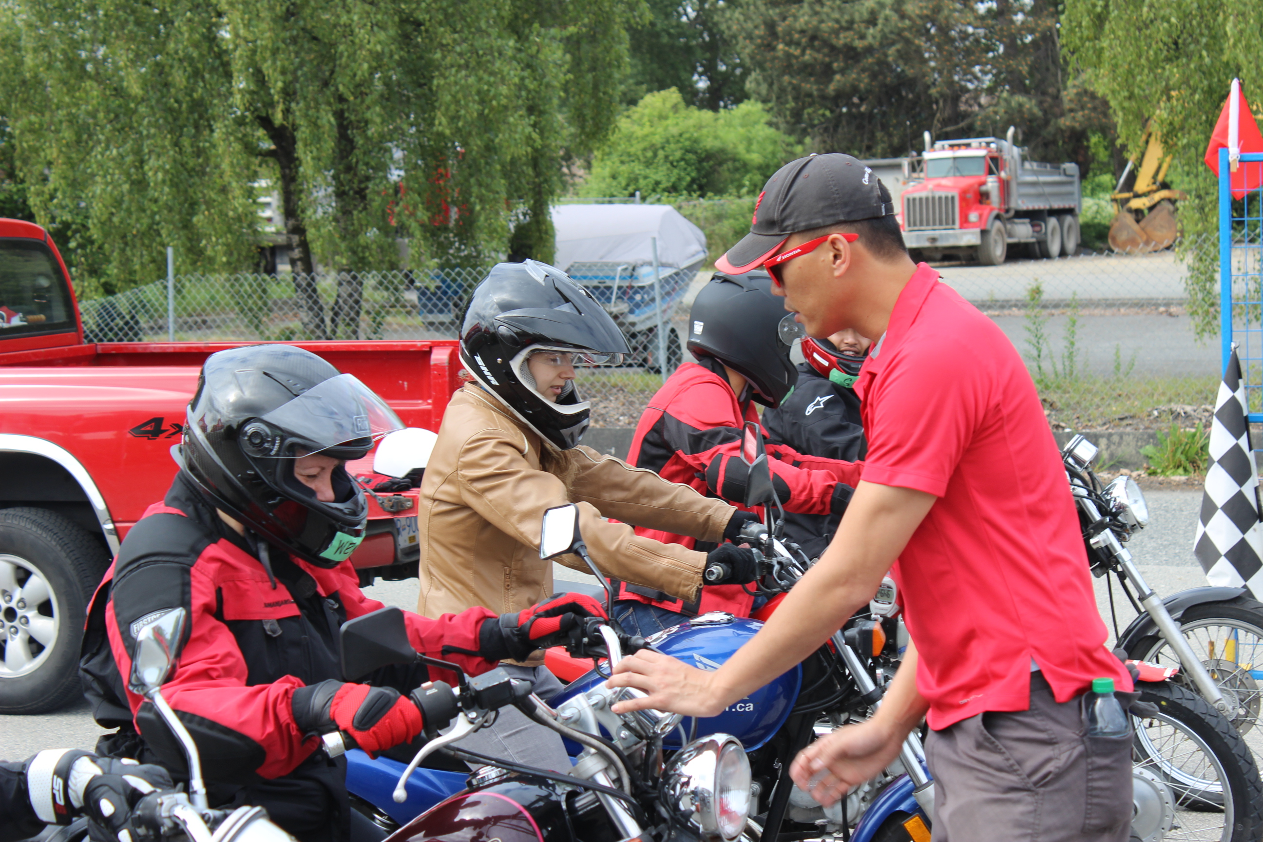 Motorcycle gloves victoria bc - 1st Gear Motorcycle School Training 2551 Vauxhall Pl Richmond Bc Get Your Bc Motorcycle License At Our School We Are Located Close To Vancouver