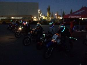 1st Gear Glow Class
