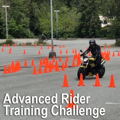 Advanced Rider Training Challenge | 1st Gear Motorcycle School